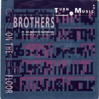 Purchase 2 Brothers on the 4th Floor - Turn Da Music Up (CDS)
