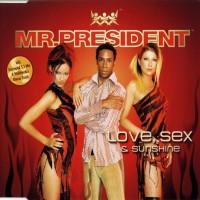 Purchase Mr. President - Love, Sex & Sunshine CDM CD5
