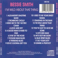 Purchase Bessie Smith - I'm Wild About That Thing: Blues Collection