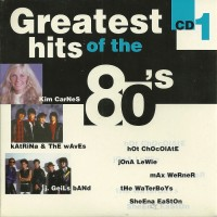 Purchase VA - The Greatest Hits of the 80's CD2