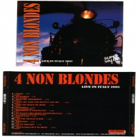Purchase 4 Non Blondes - Live In Italy 1993