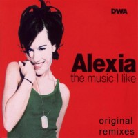 Purchase Alexia - The Music I Like (CDS)