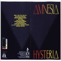 Purchase Amnesia - Hysteria
