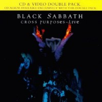 Purchase Black Sabbath - Cross Purposes Live