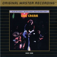 Purchase Cream - Live Cream, Vol. 1