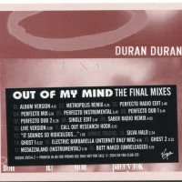 Purchase Duran Duran - Out Of My Mind (Single)