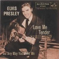 Purchase Elvis Presley - Love Me Tender
