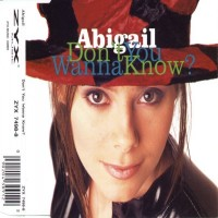 Purchase Abigail - Don't You Wanna Know (Maxi)