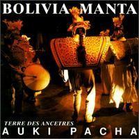 Purchase Bolivia Manta - Auki Pacha
