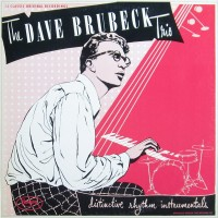 Purchase Dave Brubeck - Distinctive Rhythm Instrumentals