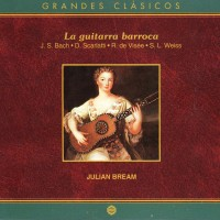 Purchase Julian Bream - Baroque Guitar