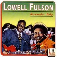 Purchase Lowell Fulson - Reconsider Baby