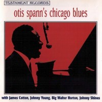 Purchase Otis Spann - Otis Spann's Chicago Blues