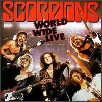 Purchase Scorpions - World Wide Live