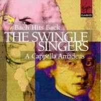 Purchase The Swingle Singers - A Cappella Amadeus