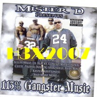 Purchase VA - Mister D Presents 113% Gangster Music