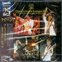 Purchase Queen - Greatest Karaoke Hits CD2