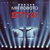 Purchase Styx - Mr. Roboto (VLS)