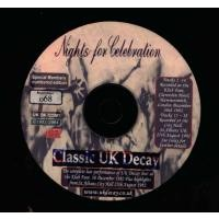 Purchase Uk Decay - Nights For Celebration