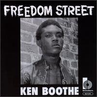 Purchase Ken Boothe - Freedom Street