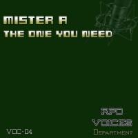 Purchase Mister A - VOC04