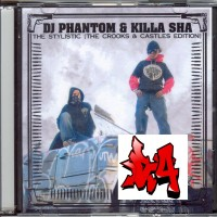 Purchase VA - Killa Sha & DJ Phantom-The Stylistic (Crooks & Castles Edition)