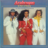 Purchase Arabesque - In For A Penny