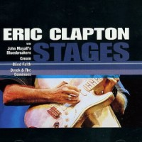 Purchase Eric Clapton - Stages