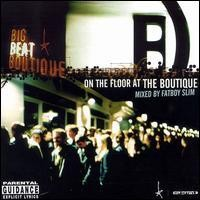 Purchase Fatboy Slim - On The Floor At the Boutique