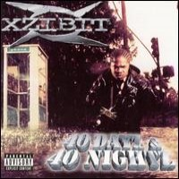 Purchase Xzibit - 40 Dayz & 40 Nightz