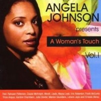 Purchase Angela Johnson - A Woman's Touch Vol.1