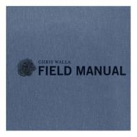 Purchase Chris Walla - Field Manual