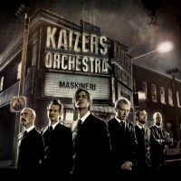 Purchase Kaizers Orchestra - Maskineri