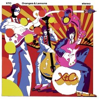 Purchase XTC - Oranges & Lemons