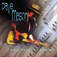 Purchase Dave Mason - 26 Letters 12 Notes