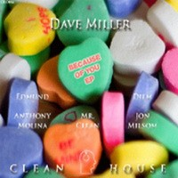 Purchase Dave Miller - Because Of You (EP)