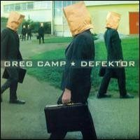 Purchase Greg Camp - Defektor