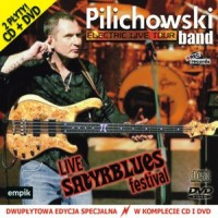 Purchase Pilichowski Band - Live Satyrblues Festival