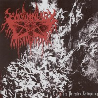 Purchase Sanguinary Misanthropia - Existence Precedes Extinction