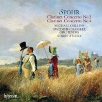 Purchase Swedish Chamber Orchestra - Spohr: Clarinet Concertos #3 and #4