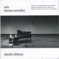Purchase Takeshi Shibuya - Solo Famous Melodies