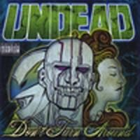 Purchase Undead - Dont Turn Around (CDR)