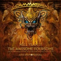 Purchase Gamma Ray - Hell Yeah!!! - The Awesome Foursome - Live In Montreal CD1