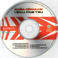 Purchase Sara Grimaldi - I Will Find You (CDM)