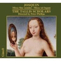 Purchase The Tallis Scholars - Josquin - Missa Sine nomine - Missa Ad fugam