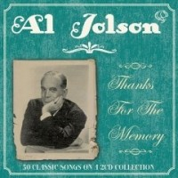 Purchase Al Jolson - Thanks For The Memory CD1