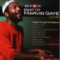 Purchase Marvin Gaye - Music Of Your Life Best Of Marvin Gaye Live