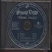 Purchase Snoop Dogg - Those Gurlz