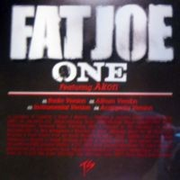 Purchase Fat Joe - One (feat. Akon) (CDM)