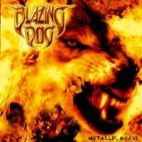 Purchase Blazing Dog - Metallic Beast